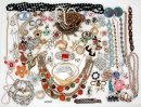 Vintage Costume Jewelry Repair Lot